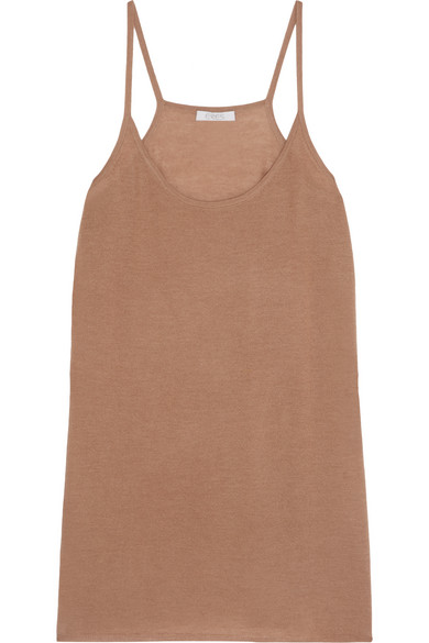 Eres - Cashmere Camisole - Sand