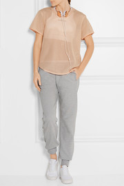 Adidas by Stella McCartney Essentials Climalite® cotton-blend track pants