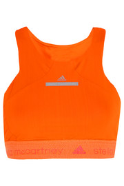 Running Climachill® stretch sports bra