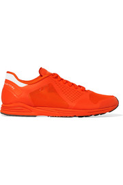 Adizero Takumi rubber and mesh sneakers