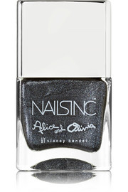 + Alice + Olivia Nail Polish - Black Diamond