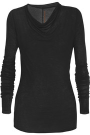Rick Owens Lilies jersey top