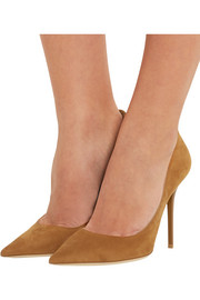 Jimmy Choo Abel suede pumps