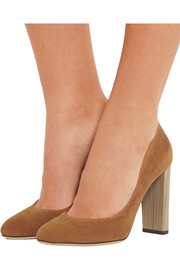 Laria suede pumps
