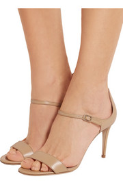 Jimmy Choo Moxy leather sandals