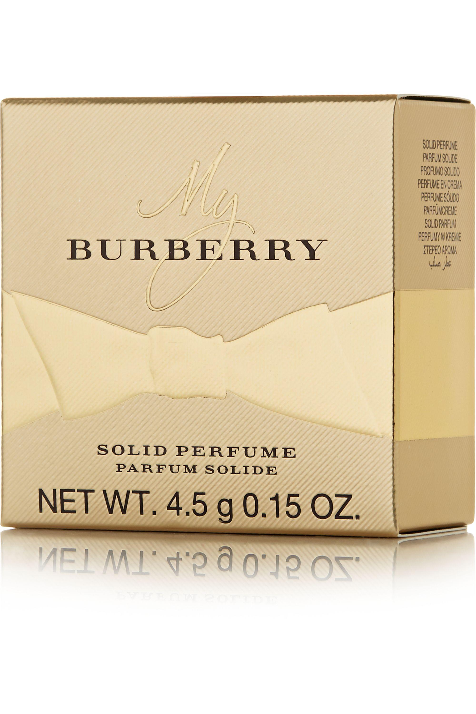 Burberry Beauty My Burberry Solid Perfume - Sweet Peas & Bergamot, 4.5g