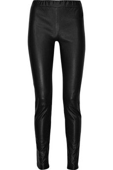 Valentino Skinny leather pants