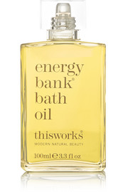 Energy Bank Bath Oil, 100ml