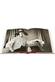 Assouline Set of five hardcover books: Balenciaga, Chloe, Lanvin, Marc Jacobs, Jean Paul Gaultier