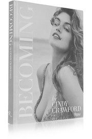 Rizzoli Becoming by Cindy Crawford hardcover book