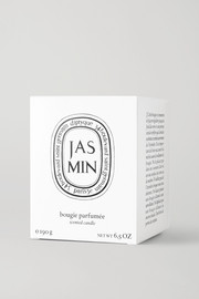 Jasmin scented candle, 190g