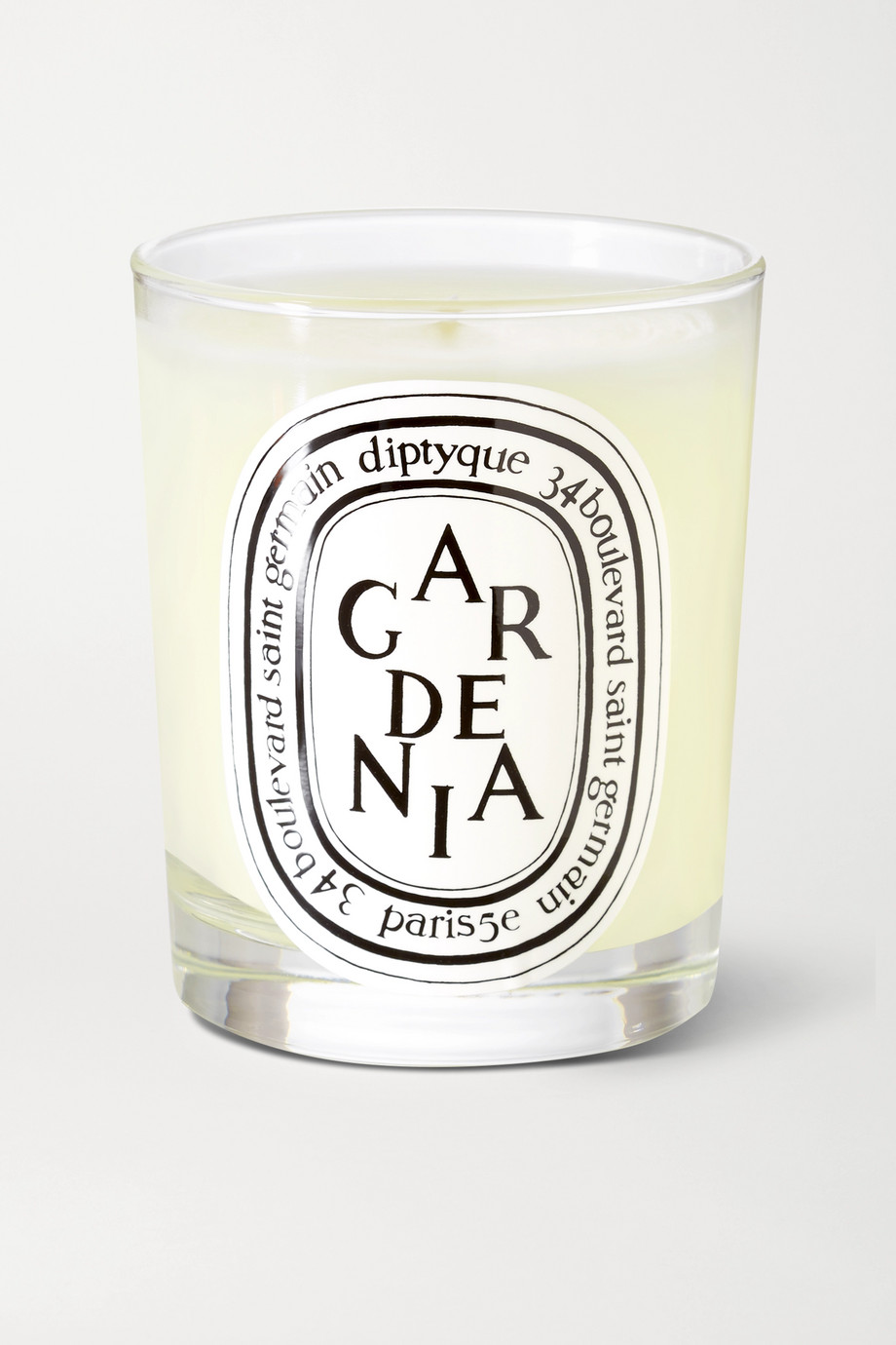 Diptyque Gardenia scented candle, 190g