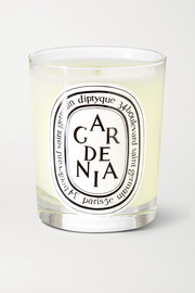 Gardenia scented candle, 190g