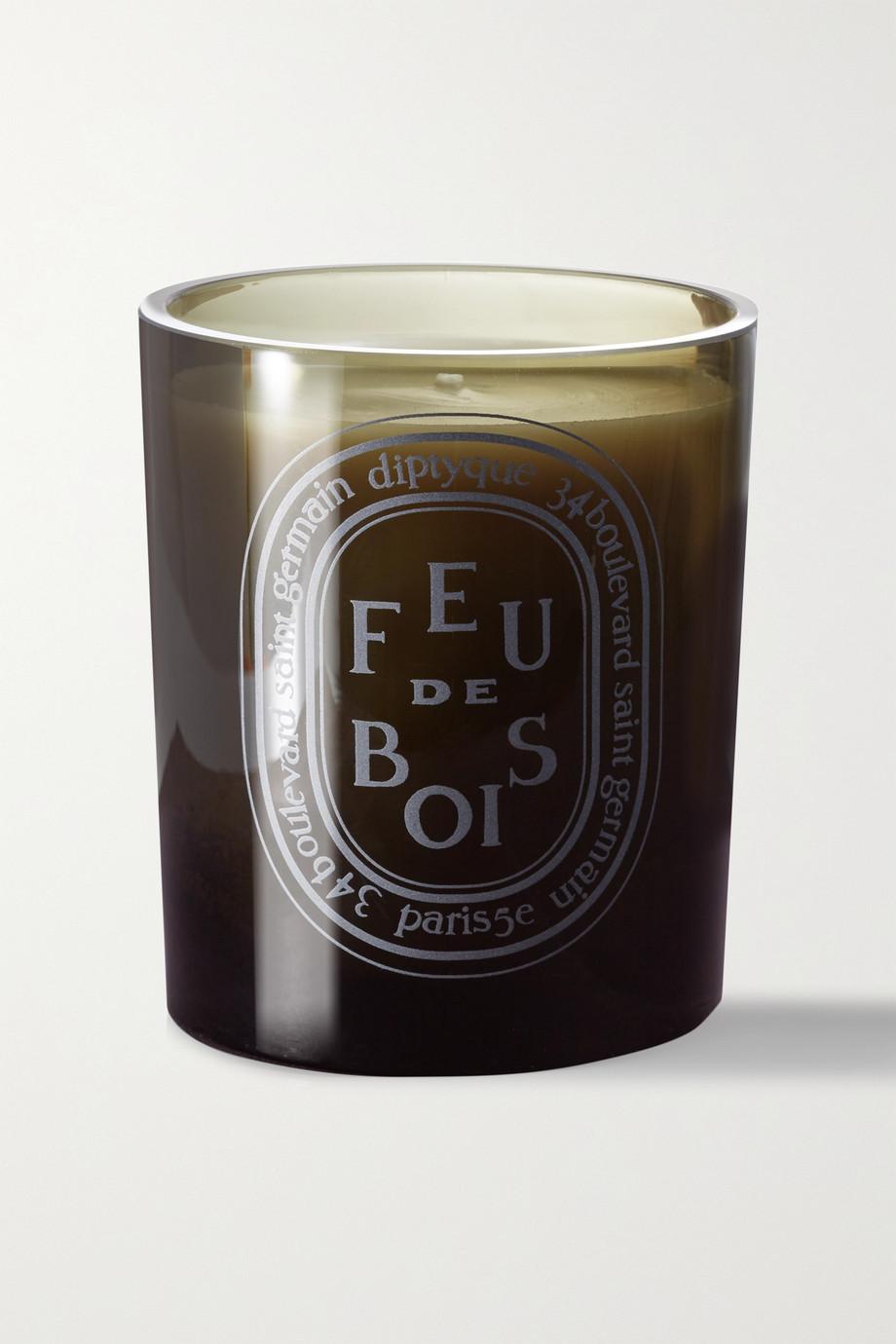 Diptyque Feu De Bois scented candle, 300g