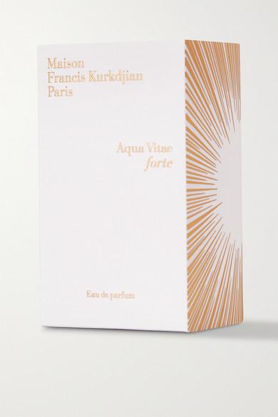 Maison francis kurkdjian eau de parfum aqua vitae for Aqua vitae forte maison francis kurkdjian