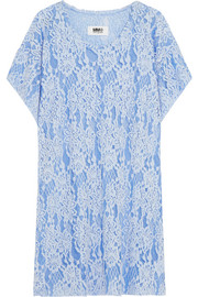 Chenille lace dress