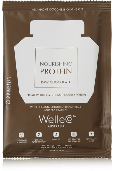 THE SUPER ELIXIR Nourishing Protein Travel Pack, 7 X 33G - Colorless