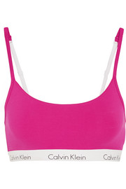 CK One stretch-cotton jersey soft-cup bra