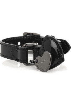 Burberry | Leather heart bracelet | NET-A-PORTER.COM from net-a-porter.com