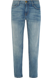 Current/Elliott The Fling mid-rise slim boyfriend jeans