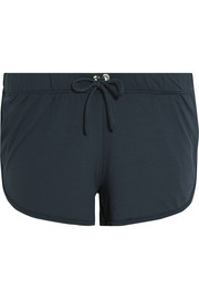 Abi stretch-jersey shorts