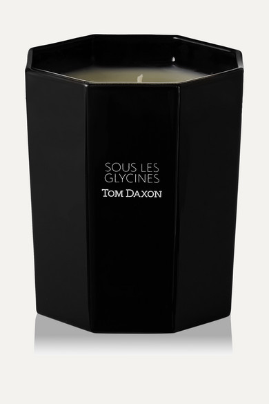 TOM DAXON Sous Les Glycines Scented Candle, 190G in Colorless
