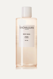 SACHAJUAN Body Wash - Ginger Flower, 300ml
