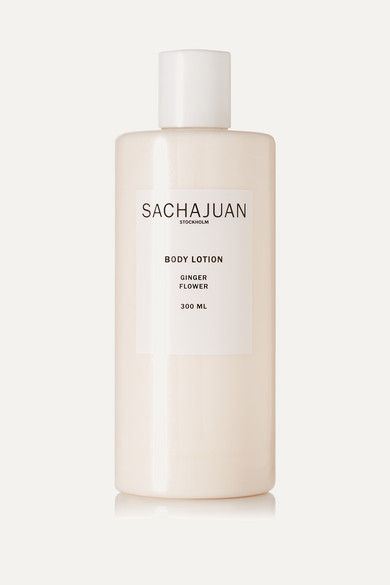 Sachajuan Body Lotion - Ginger Flower, 300Ml in Colorless