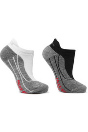 FALKE Ergonomic Sport System Set of two knitted socks