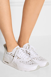 Air Max Thea Joli cutout leather sneakers