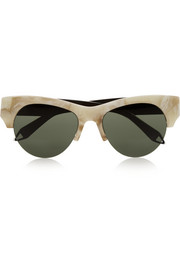 Victoria Beckham Supra Kitten cat-eye acetate sunglasses