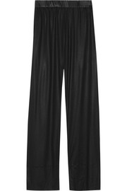 Edenic stretch-jersey pajama pants