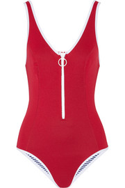 Sicily neoprene swimsuit