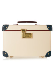 "The Goring 13""  leather-trimmed fiberboard vanity case"