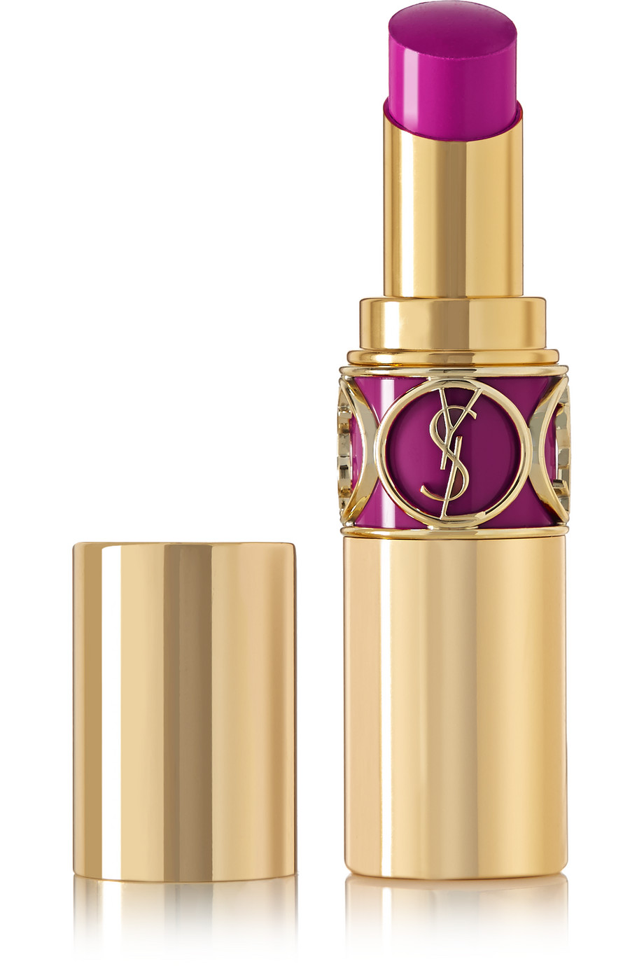 Rouge Volupté Shine - Fuchsia In Rage 19, by Yves Saint Laurent Beauty