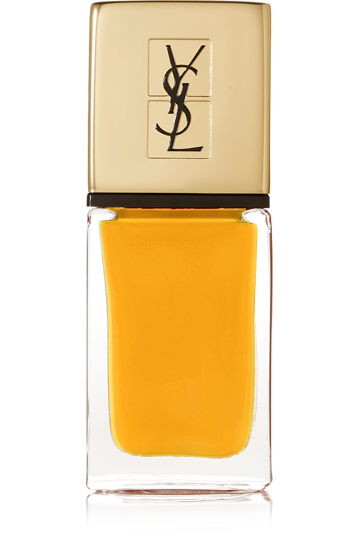 Yves Saint Laurent Beauty La Laque Couture Nail Polish - Jaune Babouche 62