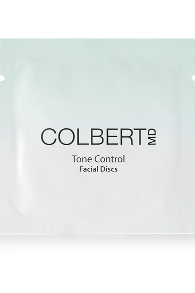 COLBERT MD TONE CONTROL FACIAL DISCS X 20 - ONE SIZE