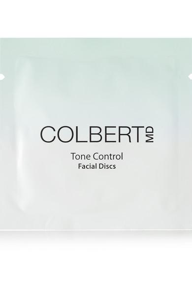 COLBERT MD Tone Control Facial Discs X 20 - Colorless