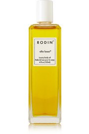 Luxury Body Oil, 120ml