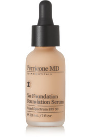 No Foundation Foundation Serum SPF30, 30ml