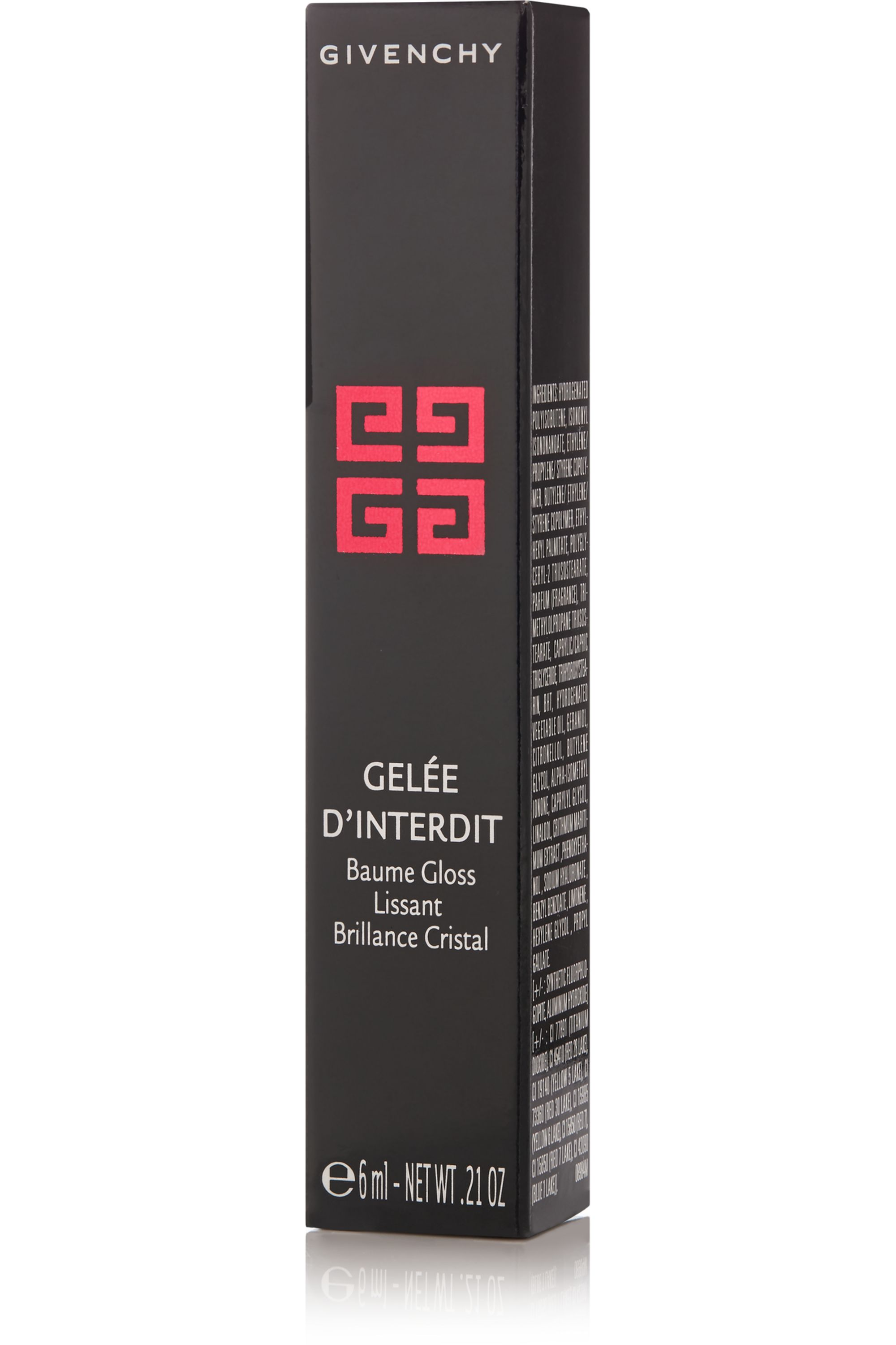 Givenchy Beauty Gelée D'Interdit Crystal Brilliance Smoothing Balm Gloss - No. 2