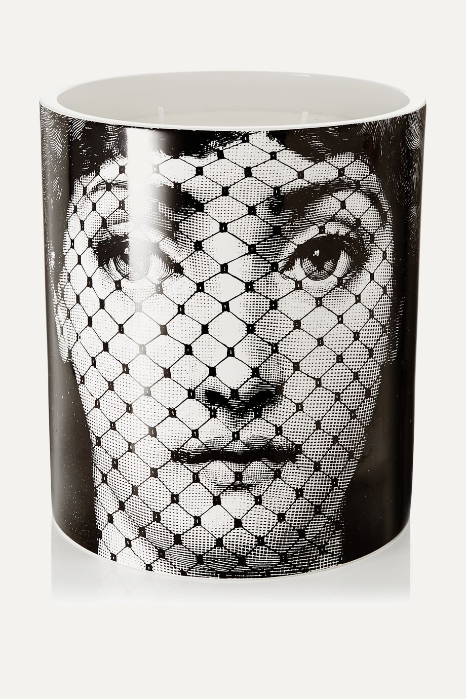 Fornasetti Burlesque scented candle, 1.9kg