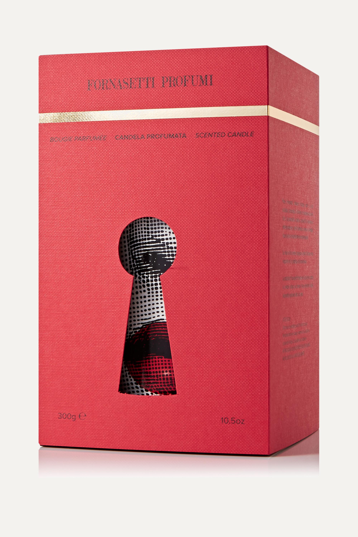 Fornasetti Bacio scented candle, 300g
