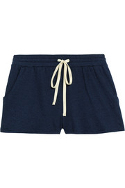 Walker jersey pajama shorts
