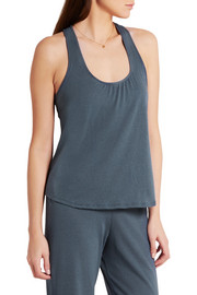 Eberjey Heather jersey pajama top