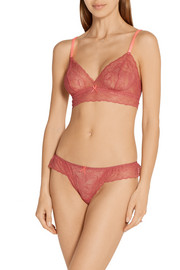 Eberjey Marissa stretch-lace soft-cup bra