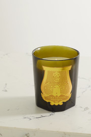Cire Trudon Ernesto Leather, Tobacco and Oak scented candle, 270g