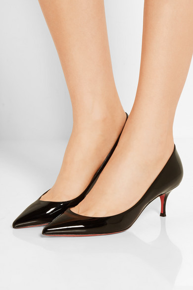 new product 7bcf8 5c476 Pigalle Follies 55 patent-leather pumps