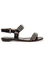 Christian Louboutin Bikee Bike studded leather sandals