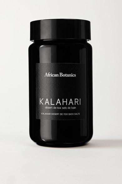 AFRICAN BOTANICS Kalahari Desert De-Tox Bath Salts, 500G - Colorless